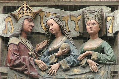 Maria Von Burgund Und Maximilian